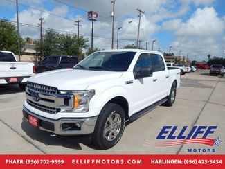 2018 Ford F-150 Crew Cab XLT 4X4 in Harlingen, TX 78550