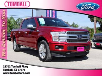 2018 Ford F-150 Platinum in Tomball, TX 77375