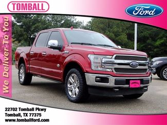 2018 Ford F-150 King Ranch in Tomball, TX 77375