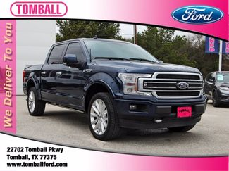 2018 Ford F-150 Limited in Tomball, TX 77375