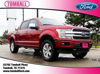 2018 Ford F-150 Platinum in Tomball TX, 77375