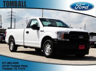 2018 Ford F-150 XL in Tomball, TX 77375
