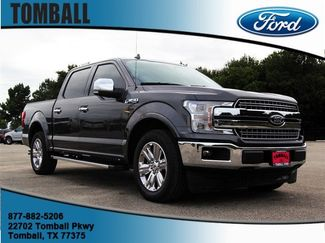 2018 Ford F-150 Lariat in Tomball, TX 77375
