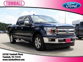 2018 Ford F-150 XLT in Tomball, TX 77375
