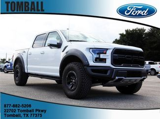 2018 Ford F-150 Raptor in Tomball, TX 77375