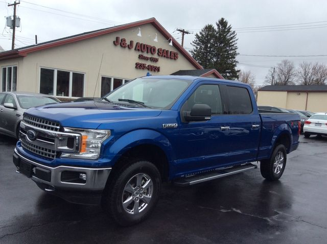 2018 Ford F-150 XLT in Troy, NY 12182