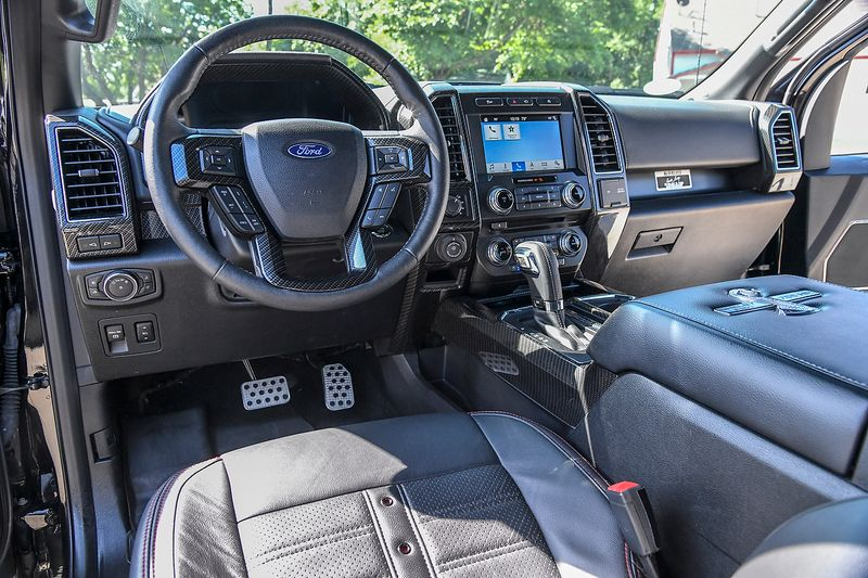 2018 Ford F-150 Shelby 755HP Supercharged 4x4   city TX  Dallas Motorsports  in Wylie, TX