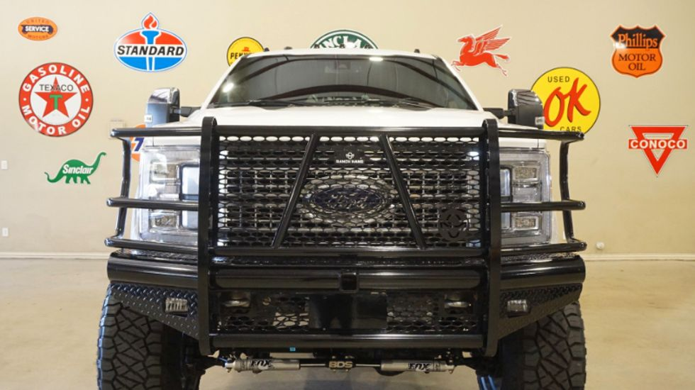 2018 Ford F-250 Platinum 4X4 LIFTED,BUMPERS,360 CAM,FUEL