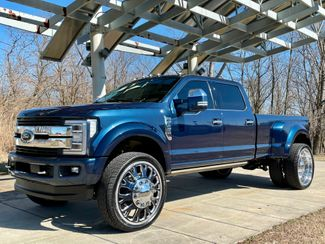2018 Ford F-450 King Ranch LEVELED ON 28'S FULL PAINT MATCH in Woodbury, New Jersey 08093