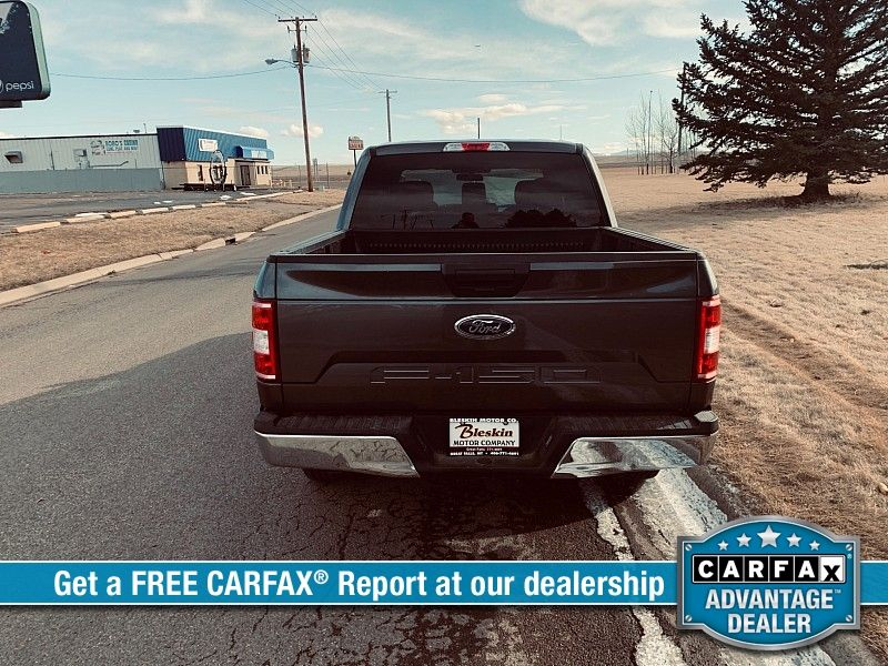 2018 Ford F150 4WD SuperCrew XLT 5 12  city MT  Bleskin Motor Company   in Great Falls, MT