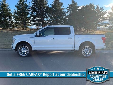 2018 Ford F150 4WD SuperCrew Limited in Great Falls, MT