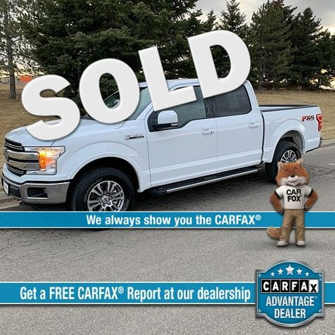 2018 Ford F150 4WD SuperCrew Lariat 5 1/2 in Great Falls, MT