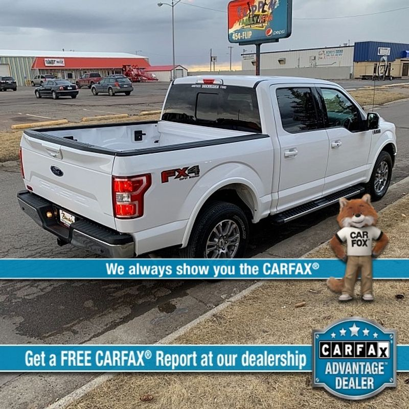 2018 Ford F150 4WD SuperCrew Lariat 5 12  city MT  Bleskin Motor Company   in Great Falls, MT