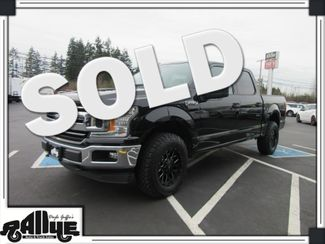 2018 Ford F150 XLT C/Cab 4WD 3.3L V6 in Burlington, WA 98233