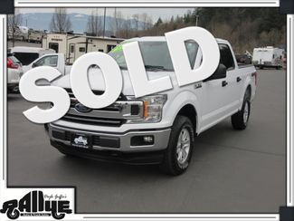 2018 Ford F150 XLT C/Cab 4WD in Burlington, WA 98233