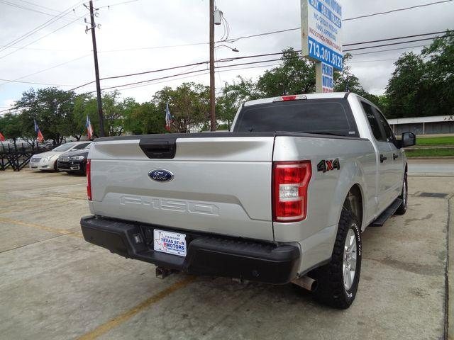 2018 Ford F-150 XL in Houston, TX 77075