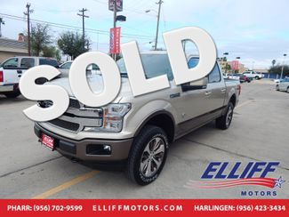 2018 Ford F-150 King Ranch FX4 Crew Cab in Harlingen, TX 78550