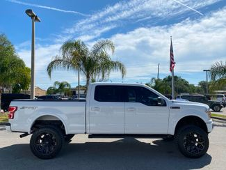 2018 Ford F150 LARIAT SPORT 4X4 V8 SUPERCREW NAV LEATHER 22s  Plant City Florida  Bayshore Automotive   in Plant City, Florida