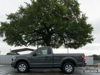 2018 Ford F150 Regular Cab XL EcoBoost in San Antonio Texas, 78217