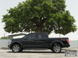 2018 Ford F150 Crew Cab XLT EcoBoost 4X4 in San Antonio Texas, 78217