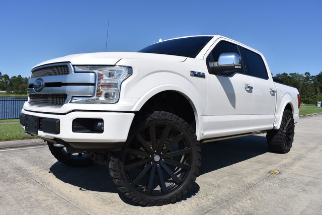 2018 Ford F150 Platinum in Walker, LA 70785