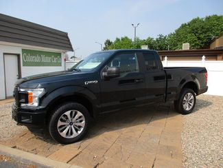 2018 Ford F-150 XLT SuperCab 4WD in Fort Collins, CO 80524