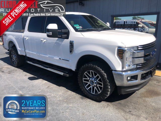 2018 Ford F250SD Lariat