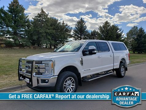 2018 Ford F350 4WD Crew Cab Lariat SRW in Great Falls, MT
