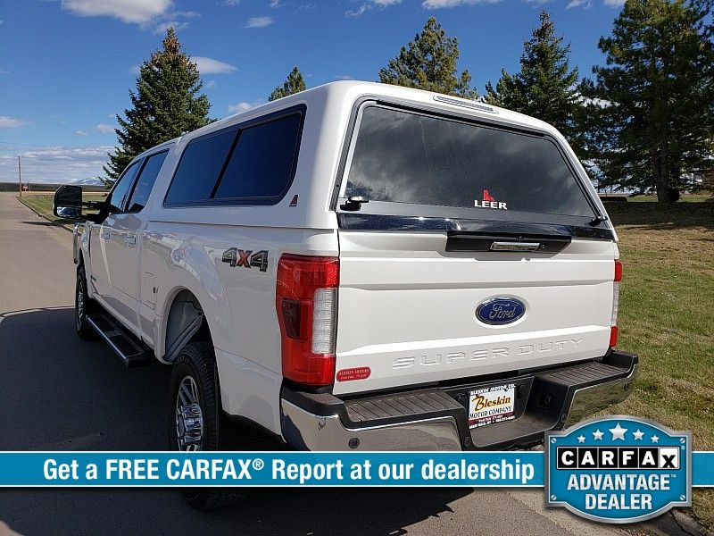 2018 Ford F350 4WD Crew Cab Lariat SRW  city MT  Bleskin Motor Company   in Great Falls, MT