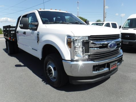 2018 Ford F350 Crew Cab 9' Stake 4x4 Diesel in Ephrata, PA