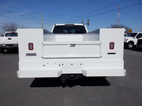 2018 Ford F350 Crew Cab 4x4 with New 9' Reading Utility Bed in Ephrata, PA