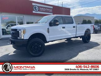 2018 Ford F350 Super Duty Crew Cab XL Pickup 4D 8 ft in Missoula, MT 59801