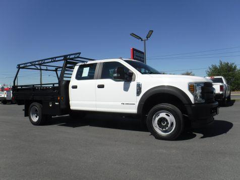 2018 Ford F450 Crew Cab 9' Flatbed 4x4 Diesel in Ephrata, PA
