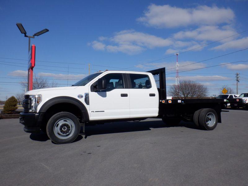 2018 Ford F450 Crew Cab 12' Flatbed 4x4 Diesel in Ephrata PA
