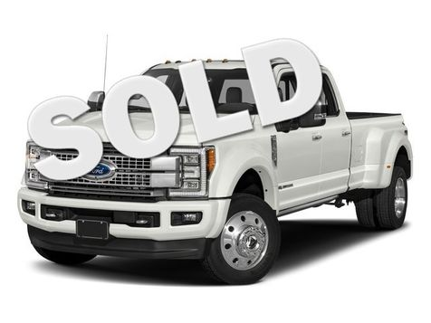 2018 Ford F450SD Limited in Lake Charles, Louisiana