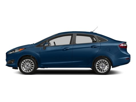 2018 Ford Fiesta Titanium in Akron, OH