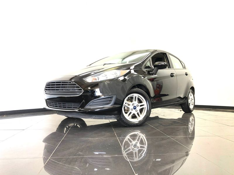 2018 Ford Fiesta *Affordable Financing*   The Auto Cave