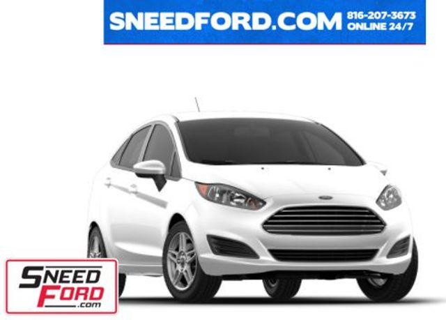2018 Ford Fiesta SE Sedan