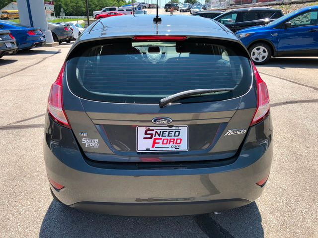 2018 Ford Fiesta SE Hatchback in Gower Missouri, 64454