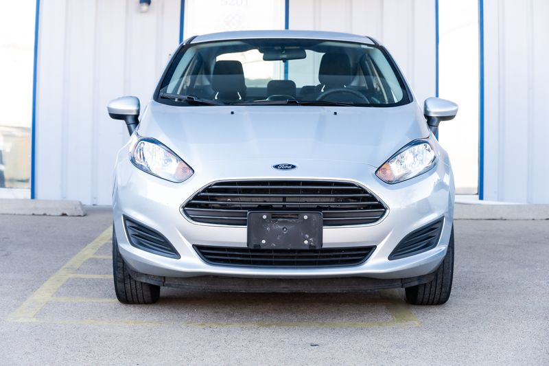 2018 Ford Fiesta S BACKUP CAMERA AUTO TRANS CLEAN CARFAX TPMS SYS in Rowlett, Texas