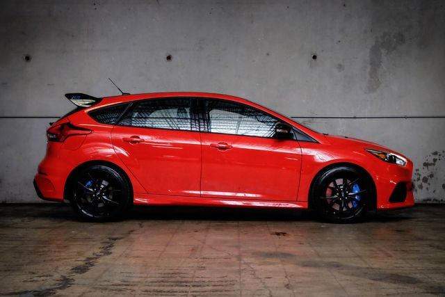 2018 Ford Focus RS Limited Edition in Addison, TX 75001