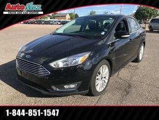 2018 Ford Focus Titanium in Albuquerque, New Mexico 87109
