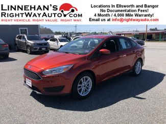 2018 Ford Focus SE in Bangor, ME 04401