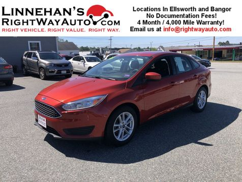 2018 Ford Focus SE in Bangor