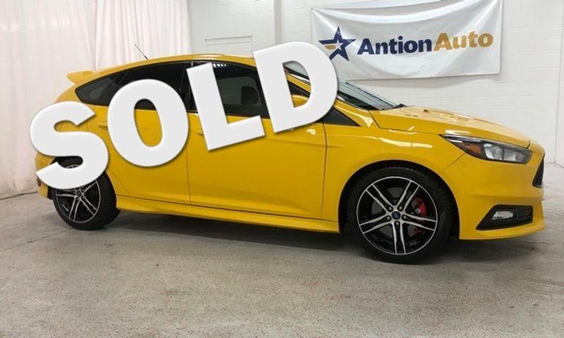 2018 Ford Focus ST   Bountiful, UT   Antion Auto in Bountiful UT