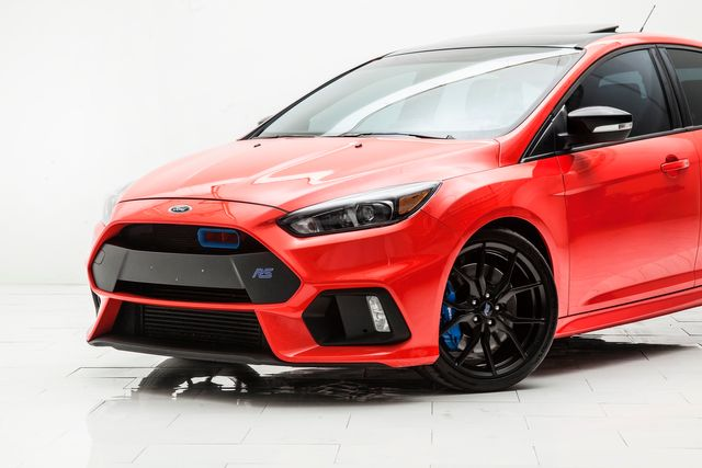 2018 Ford Focus RS Special Edition 1 of 1000 in Carrollton, TX 75006