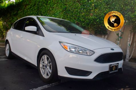 2018 Ford Focus SE in cathedral city