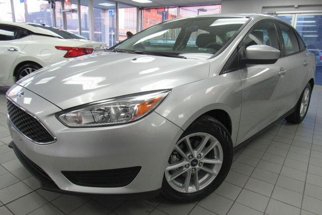 2018 Ford Focus SE W/ BACK UP CAM Chicago, Illinois 2