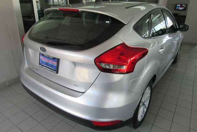 2018 Ford Focus SE W/ BACK UP CAM Chicago, Illinois 6