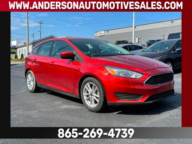2018 Ford Focus SE in Clinton, TN 37716
